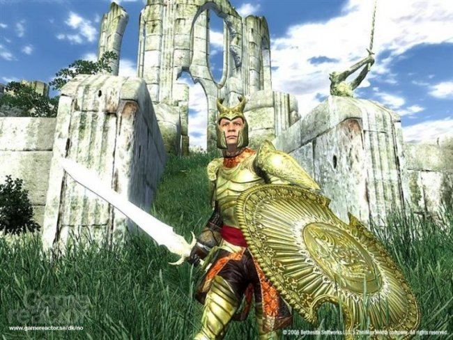 The Elder Scrolls IV: Oblivion rammer PlayStation Now